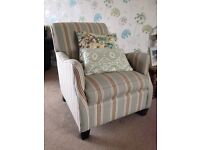 Two beautiful Accent Armchairs- by Bassett furniture