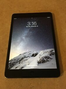 iPad mini 2 16 GB wifi Space Grey Kitchener / Waterloo Kitchener Area image 1