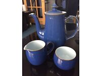 Denby Coffee Pot Set
