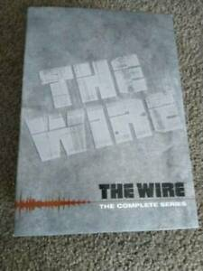 The Wire HBO DVD box set