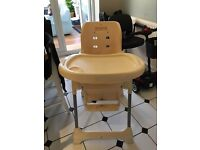 Chicco Baby Chair (with detachable table)