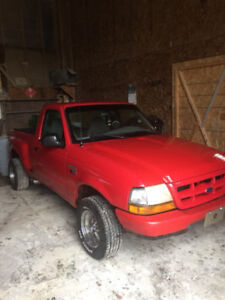 1999 Ford Ranger 302 Turbo , 5 speed