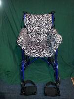 Transport wheel chair