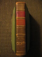 Antique. Leather Bound. Charles Dickens Books.
