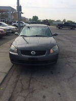 2006 Nissan Altima 2.5 - AS IS -