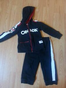 Size 3 Hudson's Bay Co. Olympics Outfit
