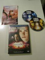 Final Fantasy: The Spirits Within - DVD - Mint + Livre