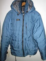 MENS CHLOROPHYLLE HIGH TECH INSULATED JACKET SIZE L