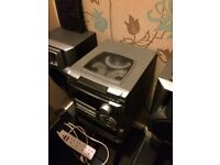 AIWA 3 Disc Stereo System