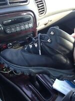 Size 9 Timberland Weather Boots