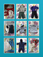 baby cloths for sale (NB to 12 months)