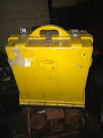 Canadian Military toolbox shell