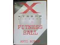 New Xtreme fitness ball (65cm diameter)