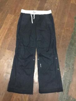 LORNA JANE FLASH PANTS (full length) EXCELLENT CONDITION medium