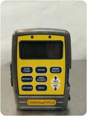 Cadd-prizm Pcs Ii 6101 Ambulatory Infusion Pump 275144
