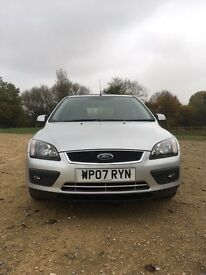 Ford Focus, Zetec ( Climate pack)