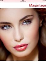 Maquillage pour vos grandes occasions