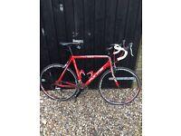 Former vision road bike. Excellent condition. 56cm frame