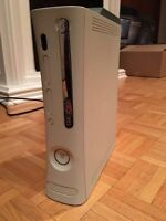 XBOX 360 60GIG PARFAIT CONDITION