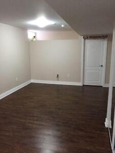 New Beautiful Private basement apartment Available