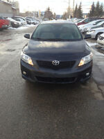 2009 Toyota Corolla LE Sedan, No Accident.