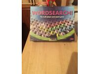 Wordsearch board game