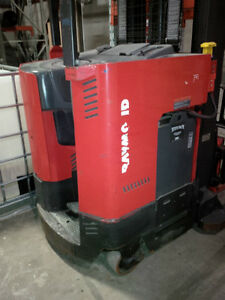 Raymond and Toyota forklifts for sale