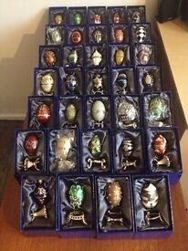 Atlas Faberge Egg Job Lot