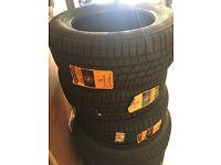 Brand new Winter tyres - Dunlop, Goodyear, Continental
