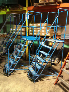 Used ladders and more