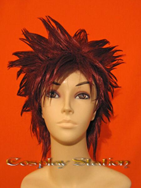 Naruto Gaara Hyoutan Cosplay Wig_wig052