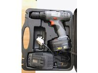 Tesco cordless hammer drill ..... NOW SOLD