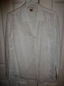 NR Snowflake Plus Blouse with Cami (Size 1)