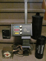 Omega Chromega B Dichronic enlarger with power supply $168