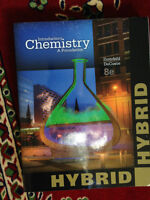 Pre-Health Chemistry Book Mohawk College