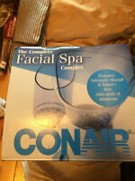 CONAIR The complete facial spa