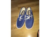 Pull and Bear Boat shoes