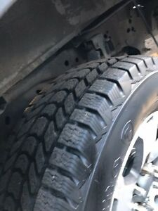 Lt275/65R18 firestone plus mags original ford West Island Greater Montréal image 2