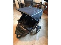 Out n about 360 nipper double pram
