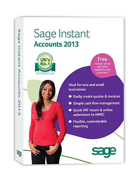 Sage Instant Accounts