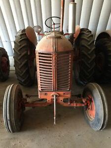 Case DC4 Antique Tractor
