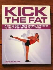 Kick The Fat - Anne-Marie Millard [Kick-Boxing Workout] Loganholme Logan Area Preview