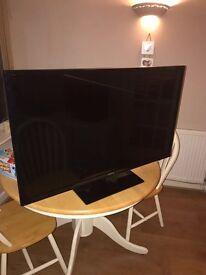 Panasonic 42 inch tv