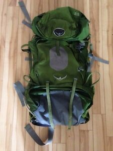 Osprey Aether 70 litre travel backpack