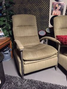 Two matching Ethan Allen recliners, retail for 2900 each new Sarnia Sarnia Area image 1