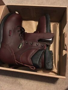 Brand new redwing work boots