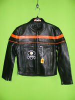 KIDS Leather Jacket - Large - NEW at RE-GEAR