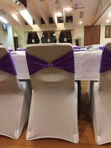 Lycra Chair Band Hire - DIY for $1 or Set-Up Options Available Sydney City Inner Sydney Preview