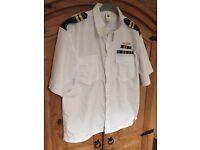 Serious fun Smiffys sailor fancy dress outfit size medium