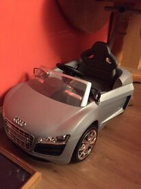 Kids Audi car